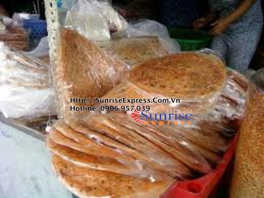 Dịch vụ gửi bánh tráng đi Mỹ an toàn tại TpHCM