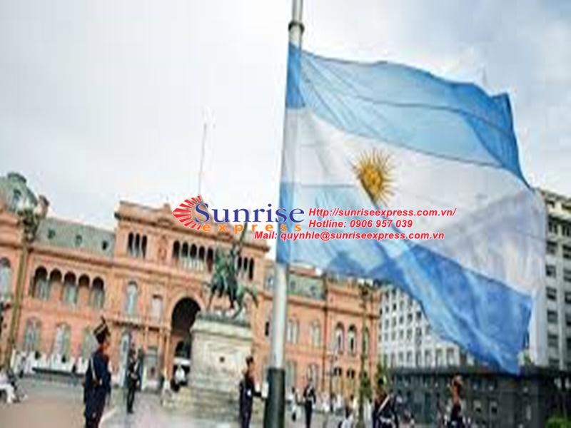 Dịch vụ gửi hàng đi Argentina giá rẻ nhất tại TpHCM