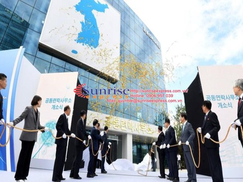 Dịch vụ gửi hàng đi CHDCND Triều Tiên giá rẻ nhất tại TpHCM