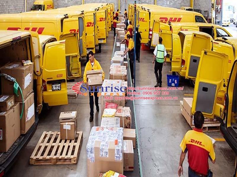 Dịch vụ gửi hàng đi Ghana giá rẻ nhất tại TpHCM