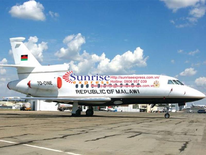 Dịch vụ gửi hàng đi Malawi giá rẻ nhất tại TpHCM