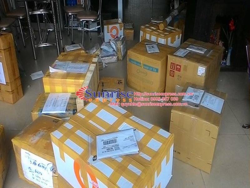 Dịch vụ gửi hàng đi Bahrain giá rẻ tại TpHCM