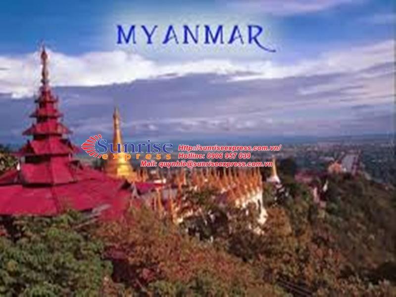 Dịch vụ gửi hàng đi Myanmar giá rẻ nhất tại TpHCM