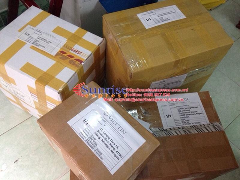Dịch vụ gửi hàng đi Tchad  giá rẻ nhất tại TpHCM
