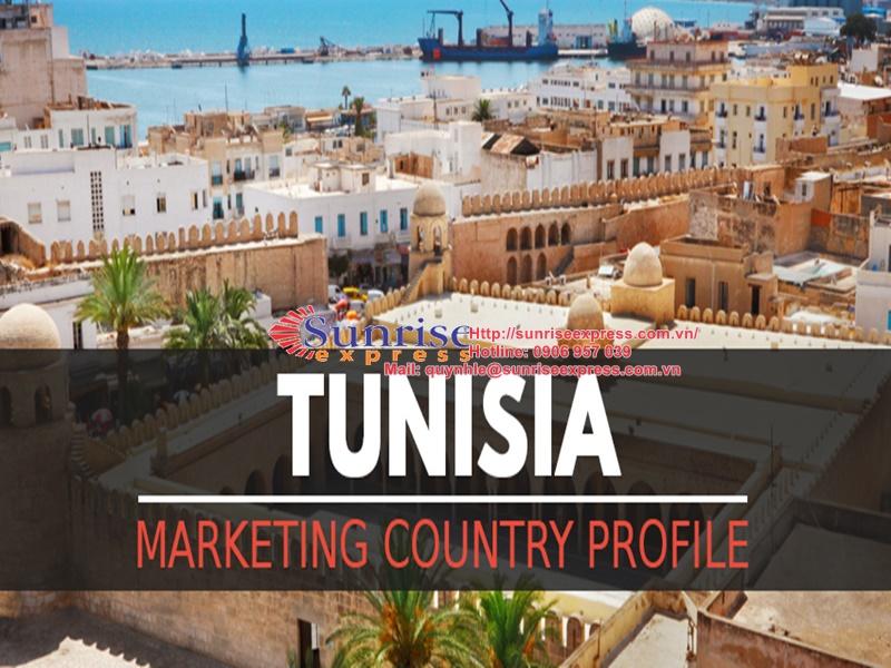 Dịch vụ gửi hàng đi Tunisian giá rẻ nhất tại TpHCM