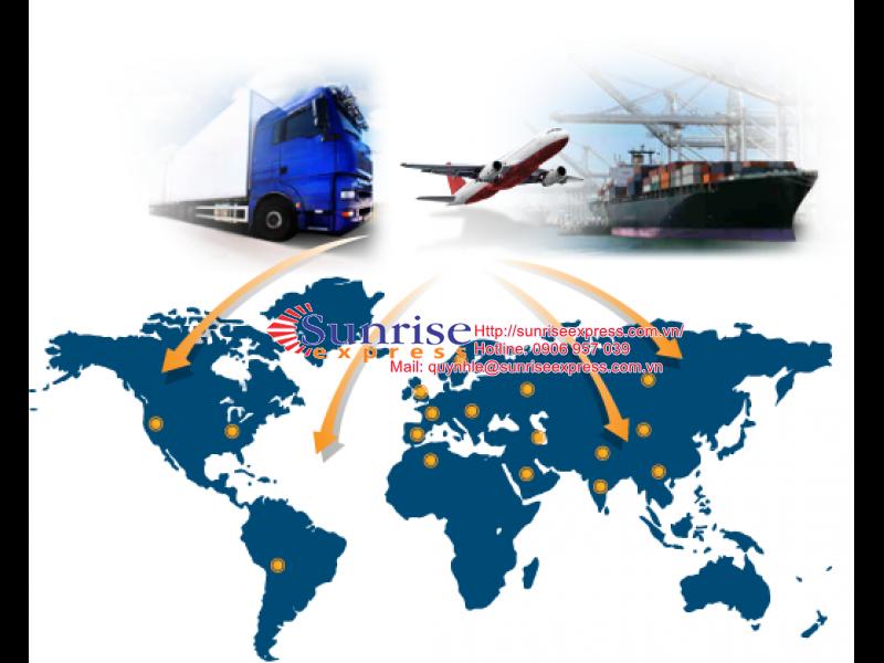 Dịch vụ gửi hàng đi Zambia giá rẻ nhất tại TpHCM