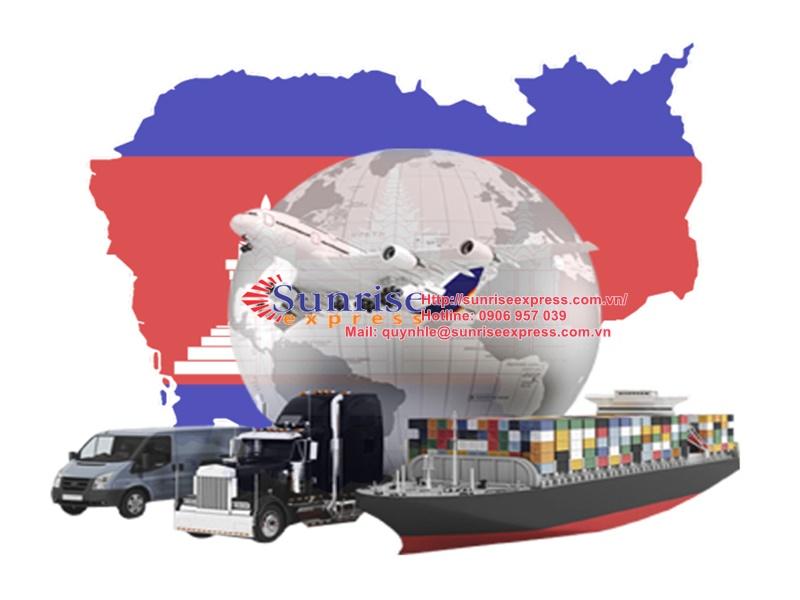 Dịch vụ gửi hàng đi Campuchia giá rẻ nhất tại TpHCM