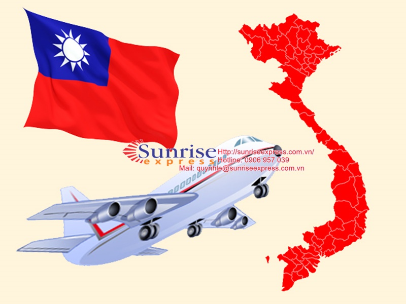 Dịch vụ gửi hàng đi Đài Loan giá rẻ nhất tại TpHCM