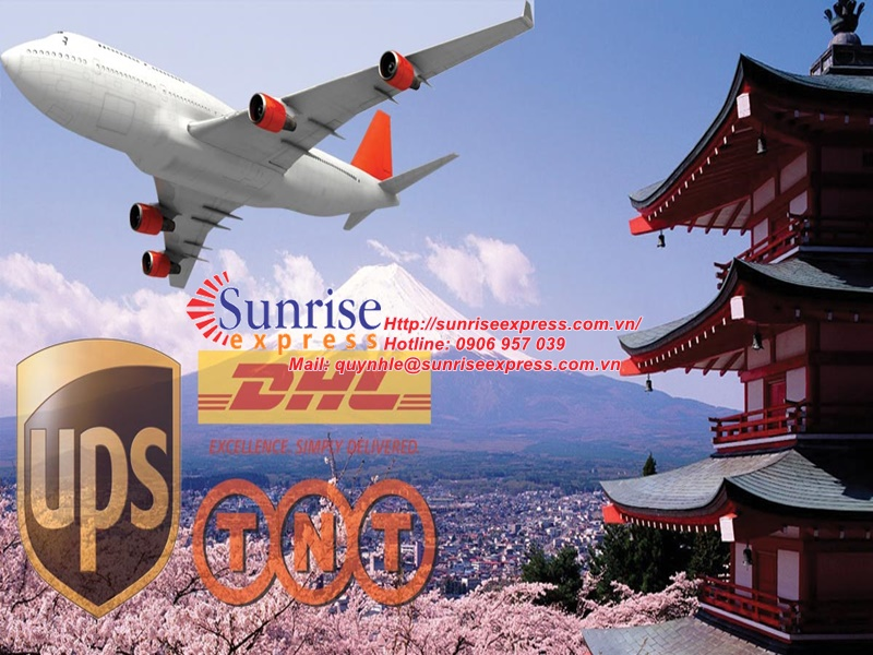 Dịch vụ gửi hàng đi Nhật Bản giá rẻ nhất tại TpHCM