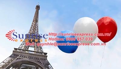 Dịch vụ gửi hàng đi Pháp giá rẻ nhất tại TpHCM