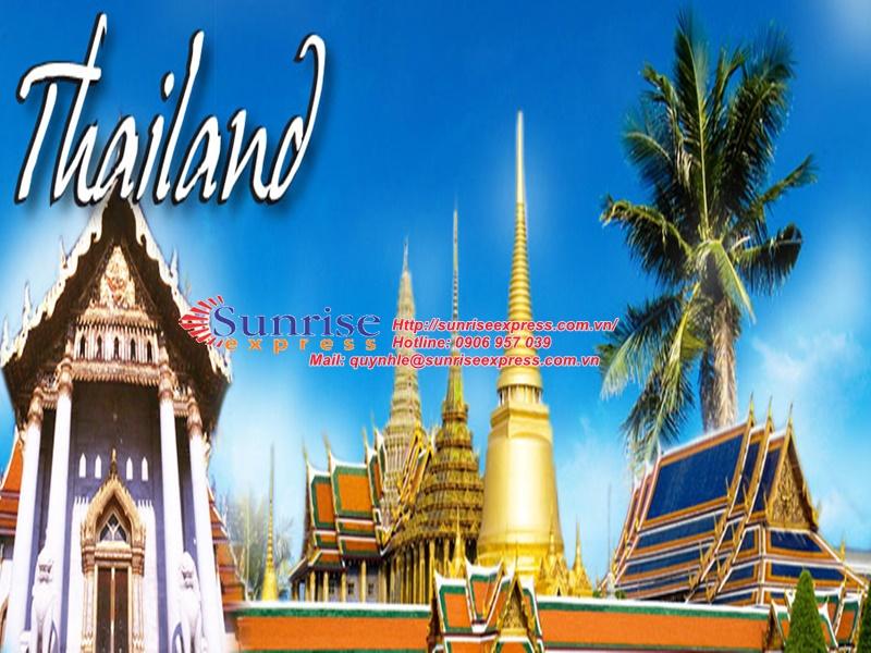 Dịch vụ gửi hàng đi Thái Lan giá rẻ nhất tại TpHCM