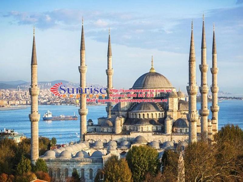 Dịch vụ gửi hàng đi Thổ Nhĩ Kỳ giá rẻ nhất tại TpHCM
