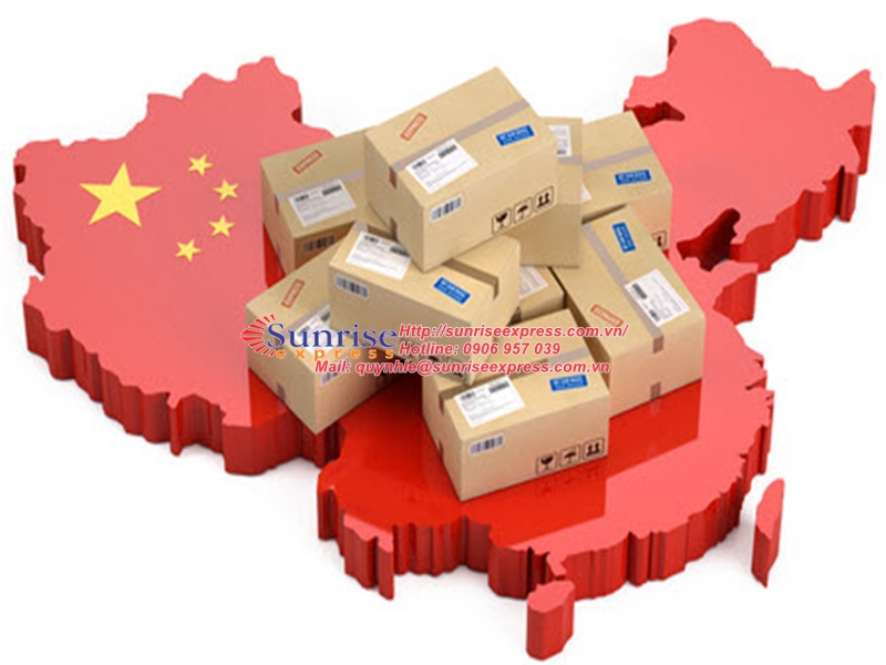 Dịch vụ gửi hàng đi Trung Quốc China giá rẻ tại TpHCM