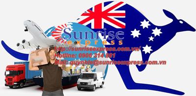Dịch vụ gửi hàng đi Úc Canada giá rẻ nhất tại TpHCM