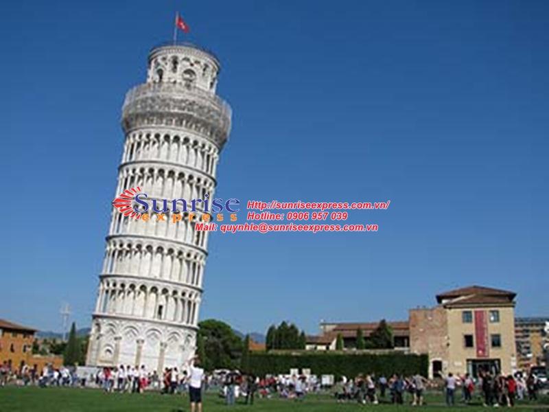 Dịch vụ gửi hàng đi Ý - Italia giá rẻ nhất tại TpHCM