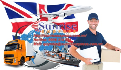 Dịch vụ gửi hàng đi Anh Quốc giá rẻ nhất tại TpHCM